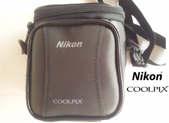 Bolsa Case Nikon Bag Dslr D5100/d3100/d7000/d700/d90 Corpo