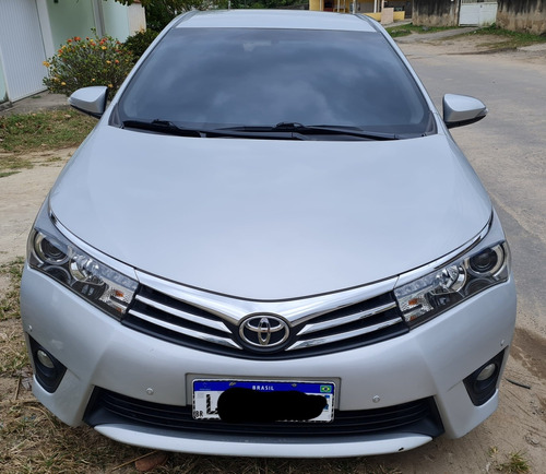 Imagem 1 de 9 de Toyota Corolla 2015 2.0 16v Altis Flex Multi-drive S 4p