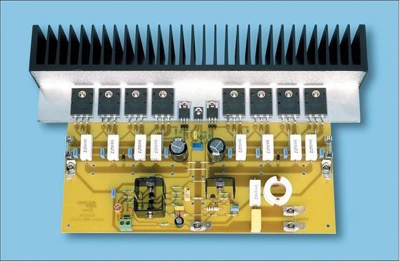 1000 Projetos Esquemas Amplificadores De Áudio