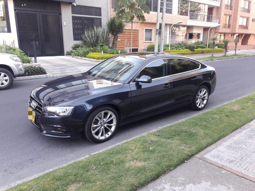 Audi A5 Motor 1.8 Azul Lunar 5 Puertas 17000 Km