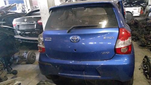 Imagem 1 de 3 de Sucata Toyota Etios - Retirada De Peças