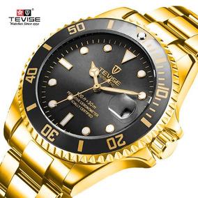 Relógio Tevise Gold