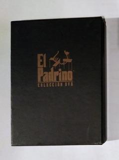 El Padrino Coleccion 5 Discos