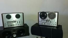 Tape Deck Akai Gx-4000d. Marantz Ou Sansui Oi Pioneer.