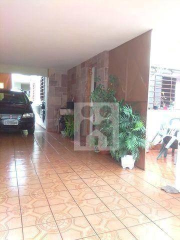 Imagem 1 de 14 de Casa Com 3 Dormitórios À Venda, 160 M² Por R$ 270.000,01 - Campos Elíseos - Ribeirão Preto/sp - Ca0476