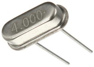 100 Cristal 4mhz