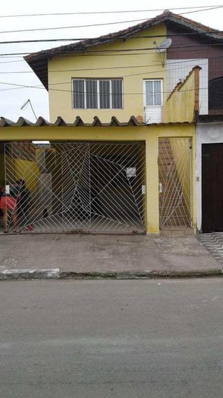 Casa Com 2 Dorms, Vila Mateo Bei, São Vicente - R$ 215 Mil, Cod: 625 - V625