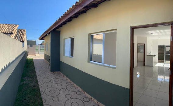 Casa Em Condominio 2 Dorm,1 Ban,1 Vaga Em Itanhaém 876
