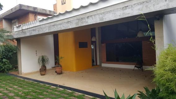 Casa Para Alugar, 340 M² Por R$ 7.200,00/mês - Nova Campinas - Campinas/sp - Ca0172
