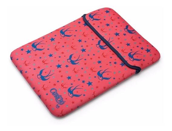 Capa Case Para Notebook Tablet 13 Navy