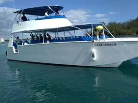 Lancha Rapida Tipo Catamaran 49 ´pies
