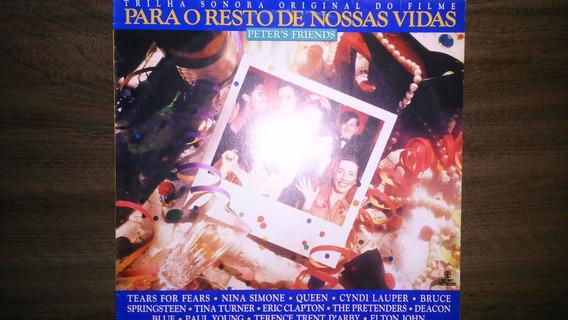 Lp Do Filme - Para O Resto De Nossas Vidas 1992