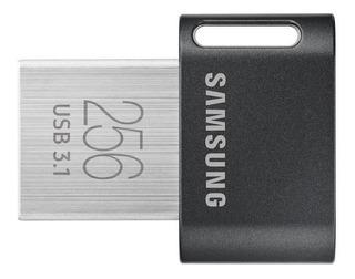 Memoria USB Samsung FIT Plus 256GB negro
