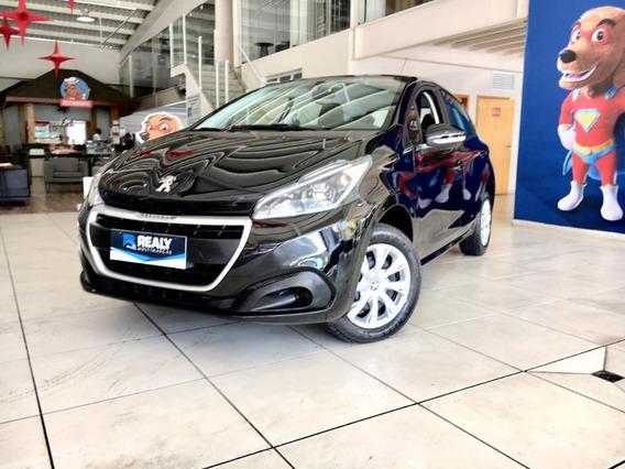Peugeot 208 1.2 Active Flex 2018