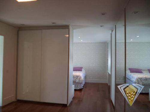 Imagem 1 de 30 de Apartamento Com 4 Dormitórios À Venda, 266 M² Por R$ 2.160.000,00 - Jardim Anhangüera - São Paulo/sp - Ap13177