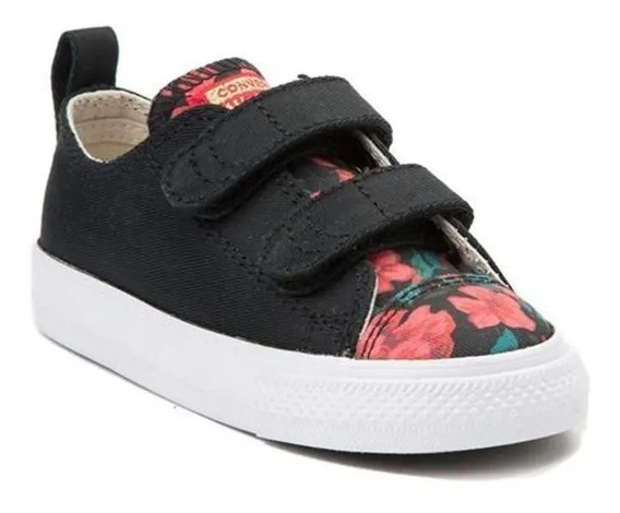 Tenis Converse Chuck Taylor All Star 2v Lo Floral