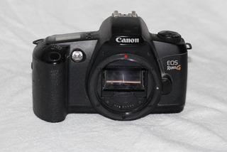 Camara Profesional Canon Rebel G, Analoga Solo Cuerpo.
