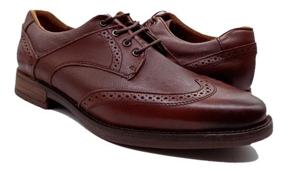 Zapatos De Moda Piel Hombre Con Envio Urban Access 9620