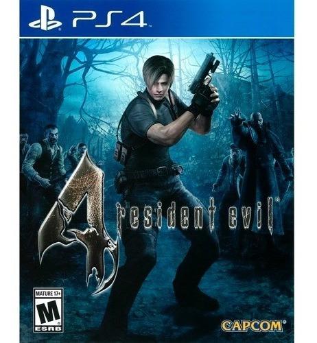 ..:: Resident Evil 4 ::.. Para Playstation 4 En Game Center