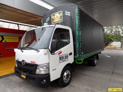 Camion Estaca