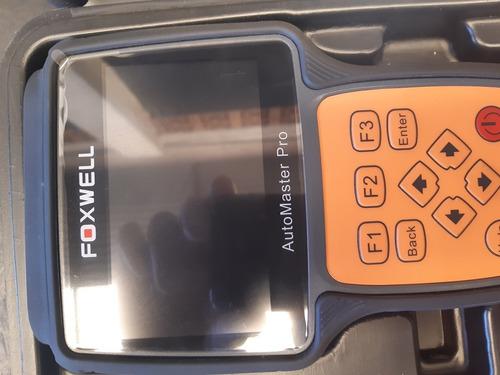 Vendo Scanner Foxwel  Semi Novo Usado 2 Vezes