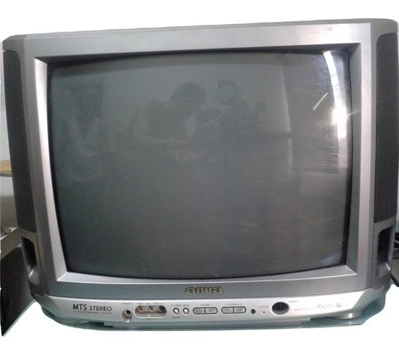 Televisor Marca Aiwa 19 Pulg. Para Reparar O Repuesto