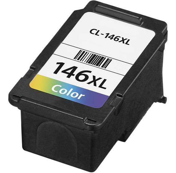 Cartucho De Tinta Compatível Canon Cl-146xl Cl146 Color |