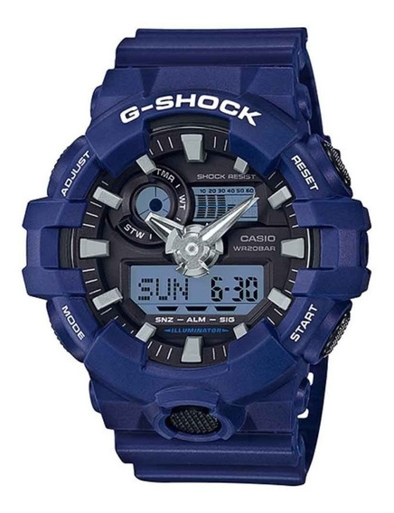 Relogio Casio G-shock Ga-700-2adr