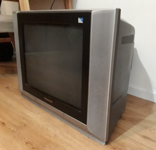 Televisor 21 Pulgadas Panasonic Pantalla Plana