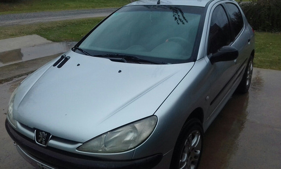 Peugeot 206 1.9 Xrd Confort 2006