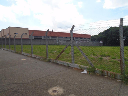 Área Industrial À Venda, Parque São Lourenço, São Paulo. - Ar0025
