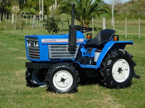 Tractor Iseki Tu1600 4x4