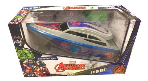 Imagen 1 de 2 de Avengers Speed Boat Marvel