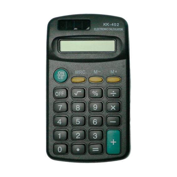 Kit C/ 50 Calculadoras Portátil Kk-402
