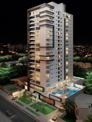 Apartamento Com 3 Dormitórios À Venda, 105 M² Por R$ 560.000 - Edifício Impéria Residence - Sorocaba/sp, Próximo Ao Shopping Iguatemi. - Ap0100 - 67639823