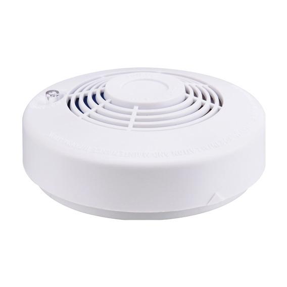 Sensor De Humo Autonomo 9v Blanco Zurich