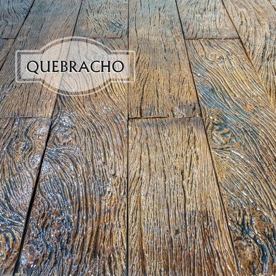 Piso Símil Madera - Línea Wood Quebracho