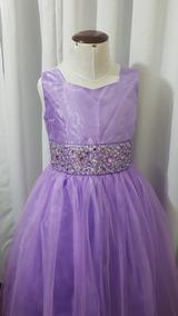 dc0cbd348 Vestidos Color Lila Para Niñas - Vestidos Niñas en Mercado Libre Perú