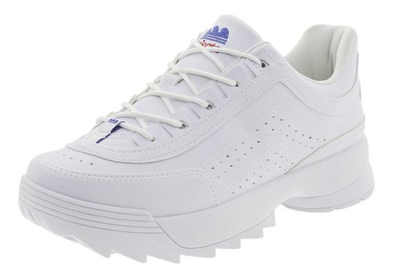 Tênis Feminino Dad Sneaker Dakota - G0981 Branco