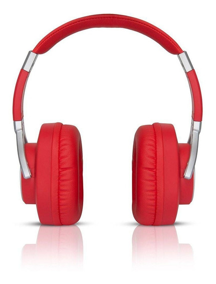 Fone De Ouvido Motorola Pulse 2 Cabo Destacável Vermelho