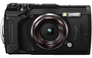 Olympus Tough Tg-6 Camara Impermeable 12 Megapixeles Negro