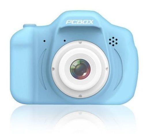 Cámara Digital Pcbox Click Filma Full Hd Niños Niñas 8mp