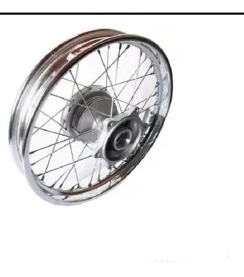 Roda Aro Montada Traseira Nxr Bros 17×215 125/150/160 03/16