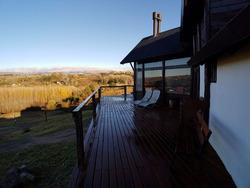 Casa Cabaña Sierras Vista 360 Yacanto Residencial Excelente