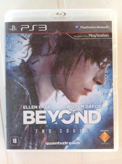 Ps3 Game - Byond Two Souls - Português