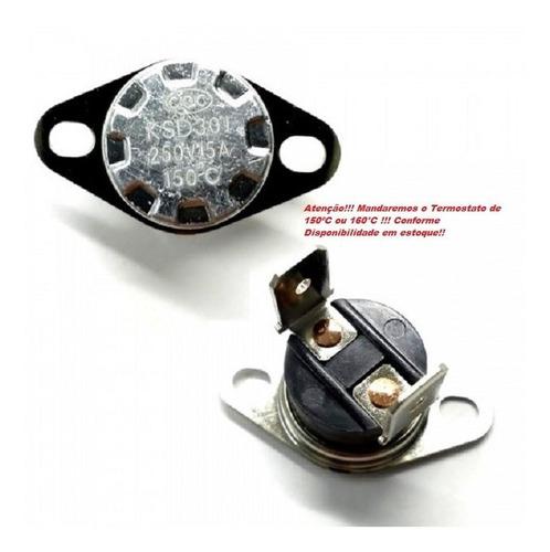 Termostato Magnetron 160ºc Microondas Electrolux Mef41 Mec41