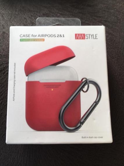 Case P/ AirPods 2x1- Aha Style - Importado Eua