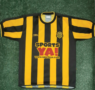 Camisa Penãrol Umbro Sprots Ya 2000-2001 G