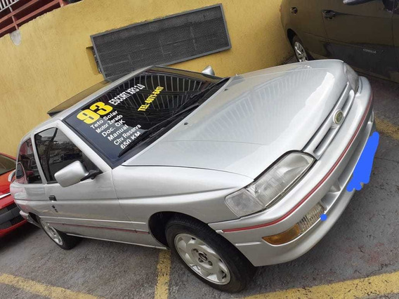 Ford Escort Sapão Xr3 Motor 2.0 1993 Prata