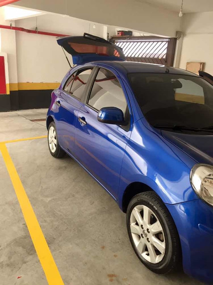 Nissan March 1.6 Sv 5p 2012